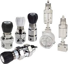 Pressure Regulators & Control Valves - Fluid Controls