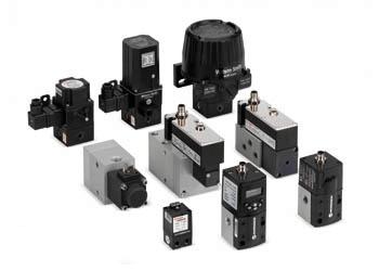 Compressed Air & Pneumatics - Fluid Controls