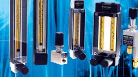 Variable Area Flow Meters