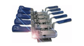 Parker H Series Distribution Manifold
