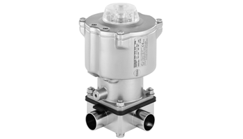 Robolux multiport diaphragm valve