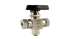HB Series - High Pressure Ball Valves
