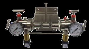 J69 changeover valve