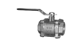 Marwin Three Piece Ball Valve – 4600 Series