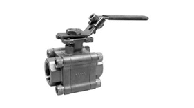 Marwin Three Piece Ball Valve – 4700 Series