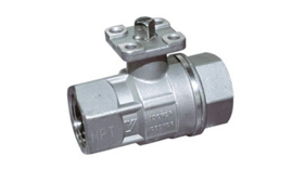 Marwin Two Piece Ball Valve – DM9000 Series