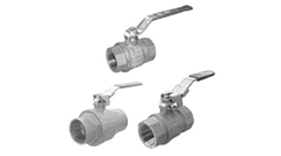 Marwin Two Piece Ball Valve – 600 Series