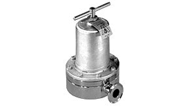 Sanitary Back Pressure Regulator
