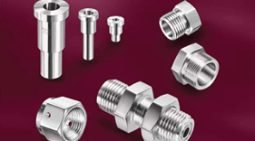 Ultra seal fittings from Parker Veriflo