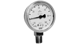 Ultra High Purity Gauges and Transducers