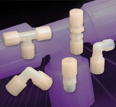 PTFE and PFA Fittings