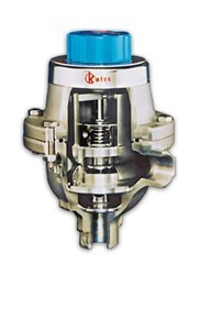 automatic flow rate controllers
