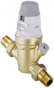 Pressure regulator for water