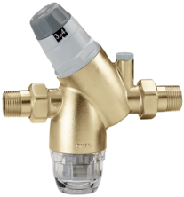 Bürkert Water Pressure Regulator
