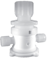 Veriflo pressure regulators