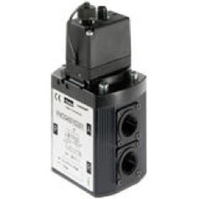 Parker electro pneumatic regulators