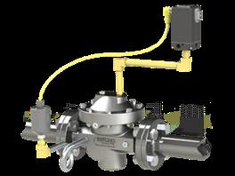 Steam Pressure Regulator