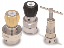 What is a back pressure regulator