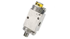 Parker high pressure relief valves