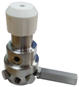 Difference between relieving and non relieving pressure regulators