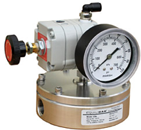 Equilibar® back pressure regulators