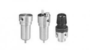 Stainless steel filter regulator