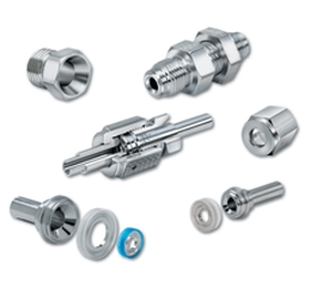 High purity fittings from Parker