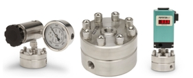 Equilibar pressure regulators