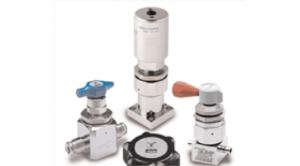 High purity diaphragm valves