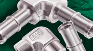 Parker Vacuseal™ butt weld fittings