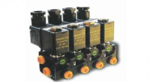 Parker solenoid valve distributors