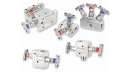 Types of manifold valves