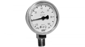 Types of pressure gauges