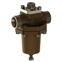 Parker cryogenic pressure regulators
