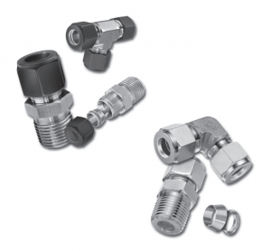 Parker tube fittings
